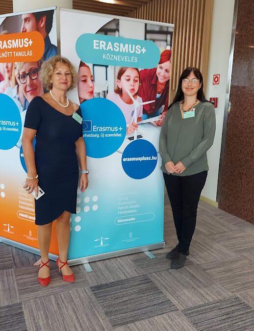 Iskolánk az elmúlt hét év legsikeresebb Erasmus+pályázói között